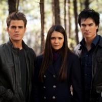 Elena, Damon i Stefan